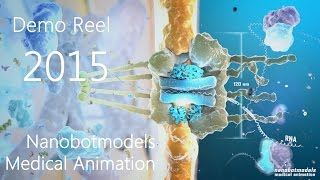 NMAS medical animation demo reel 2015