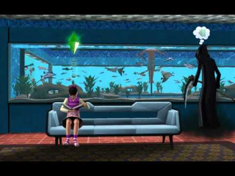 Please ea bring back aquariums now with pictures the for Sims 4 fishing