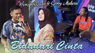 Bidadari Cinta - Woro Widowati ft Gerry Mahesa ft Nophie 501 ( Live Music)