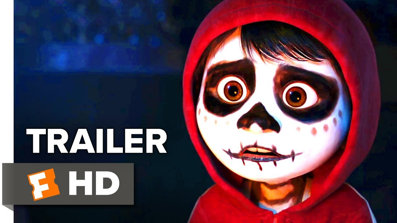 Coco Trailer | 'Find Your Voice' | (2017) | Movieclips Trailers