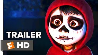 Coco Trailer 2017   39 Find Your Voice 39  Movieclips Trailers