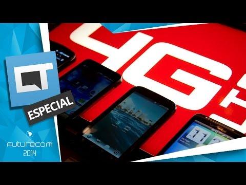 Futurecom 2014: como recuperar investimentos e ganhar dinheiro com o 4G?