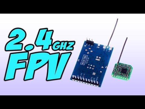 ☀ Как сделать ретранслятор FPV? Дальнобойная видеосвязь на 2.4GHz. Обзор оборудования [2.4G FPV]