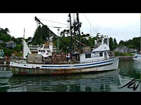 Excalibur Tuna Fishing Boat Tour - Newport Oregon  - YouTube Travel