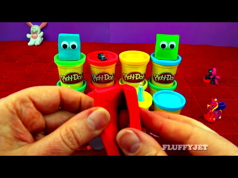 Play-Doh My Little Pony Surprise Eggs Mickey & Minnie Mouse Disney Frozen Cars 2 Peppa Pig FluffyJet