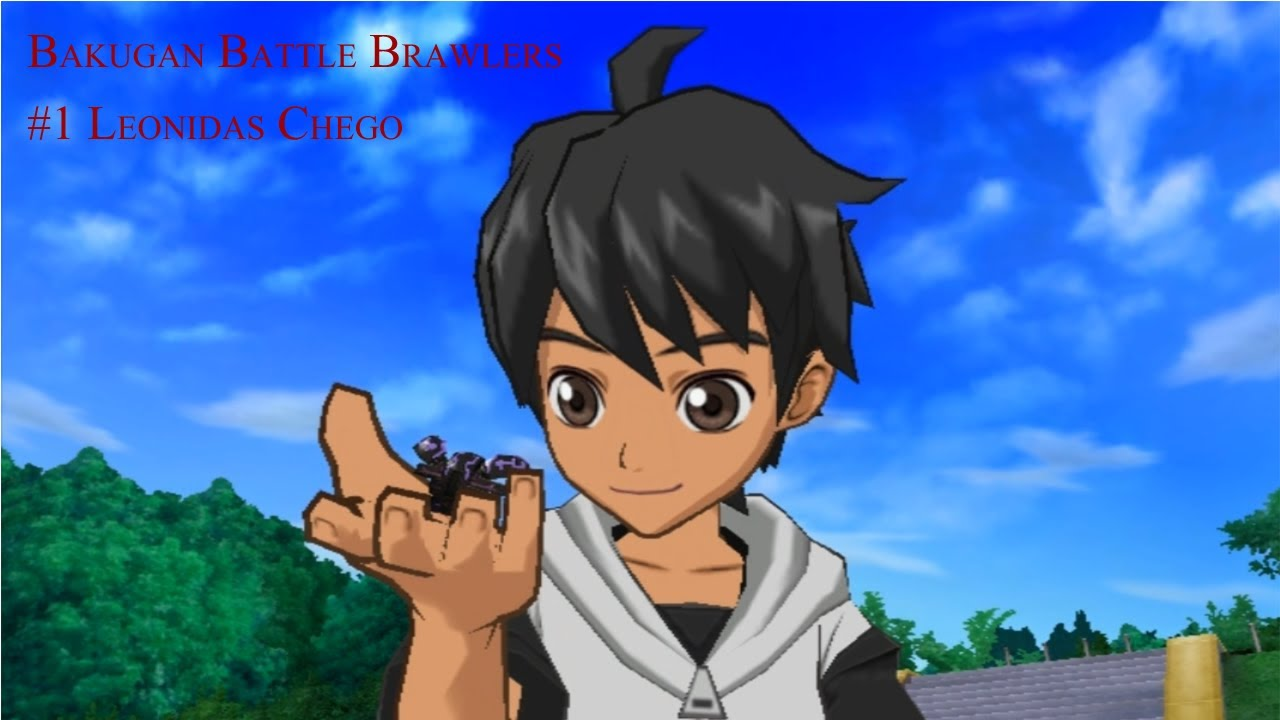 List of Bakugan Battle Brawlers characters  Wikipedia