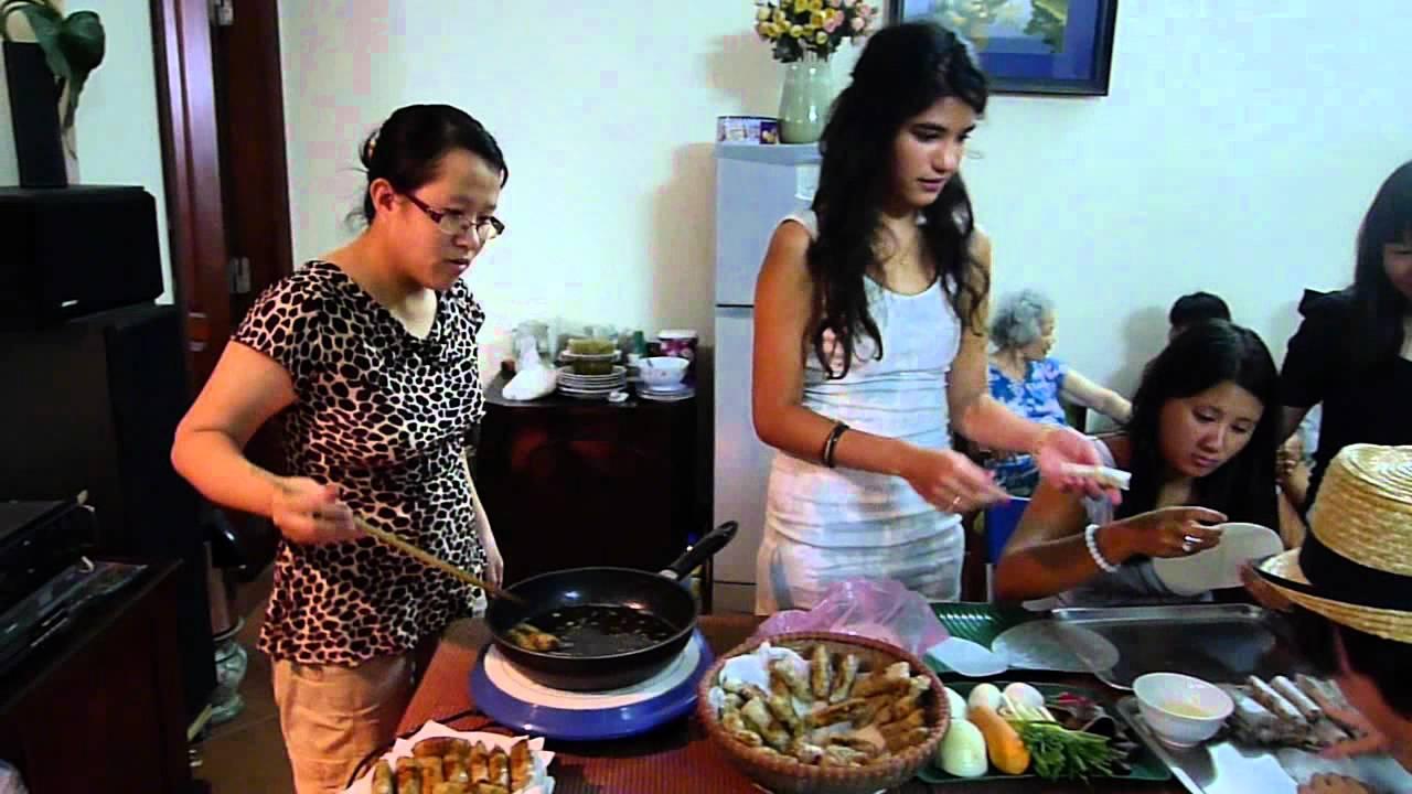 Nems vietnamiens la recette de cuisine nems vietnamiens Nems vietnamiens