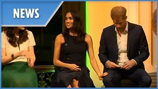 Prince Harry wows crowd by speaking SIX languages