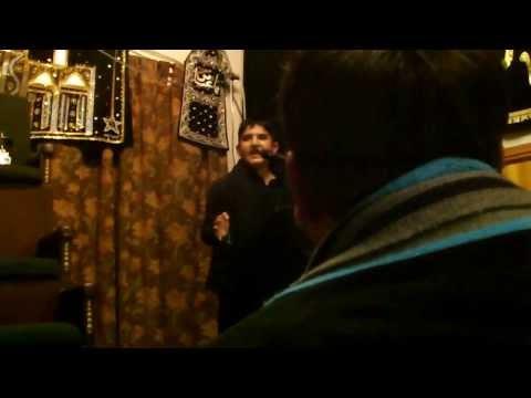 Nana Zakir Taqi Abbas - Jangay Safeen (shaukat Raza Shaukat) *hd* video