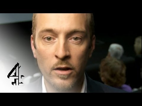 Derren Brown   Were You Stuck To The Sofa?   Channel 4
