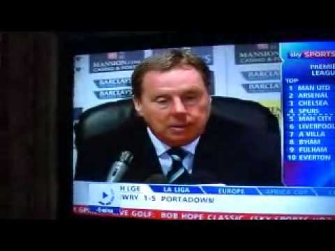 SNOWMEN SKY SPORTS NEWS.mov; Length: 00:16; Views: 3628. Harry RedknappWHAT A LEGEND! Length: 00:26; Views: 4348