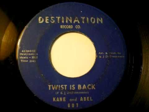 Kane And Abel - Twist Is Back video