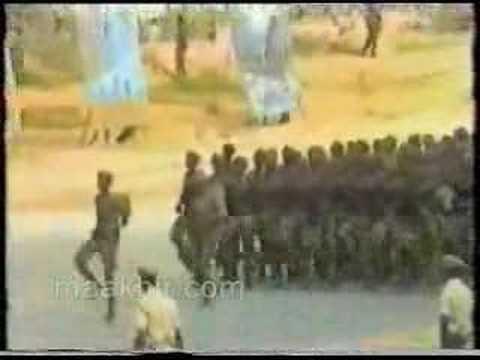 somali army 1970s - 1980