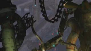 Final Fantasy VII - 013 - Climbing Up & Busting Into Shinra HQ