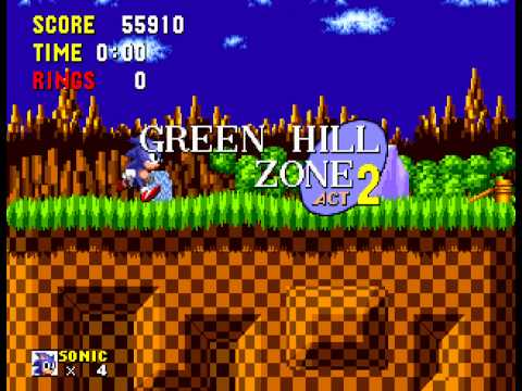 Sonic the Hedgehog - Sonic the Hedgehog Preview - User video