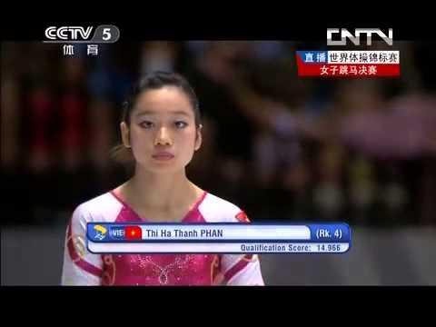 Women's VT Final [Full Version] - The 2013 Antwerp World Championships Artistic Gymnastics