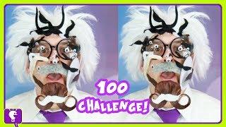 100 Googly Eye N