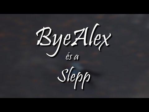 ByeAlex és a Slepp - Lombok (Dalszöveg / Lyrics)