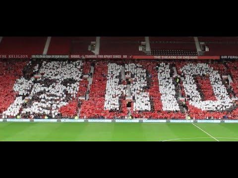 Rio Ferdinand's Manchester United Testimonial