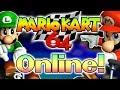 Mario Kart 64 ONLINE! (Ft. Simpleflips, TetraBitGaming) thumbnail