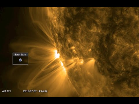 Electric Fields, Space Weather | S0 News July 8, 2015