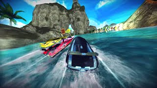 Driver Speedboat Paradise  Google Play Launch Europe