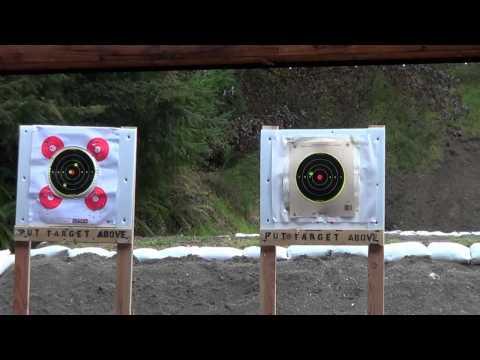 S&W M&P Shield 9mm vs Kahr CW9: Accuracy Comparison