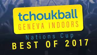 Tchoukball Geneva Indoors 2017 / Nations Cup - 1/2 Final Men : Taiwan - Italy A