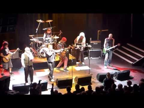Johnny Moped -  Hard Lovin Man (feat. Xerxes & Captain Sensible), Koko, London, 19.09.2013