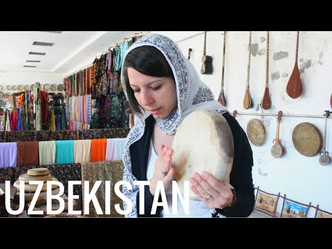 Uzbekistan: Old World Meets New World (from Siyab Bazaar to a modern fashion show!)