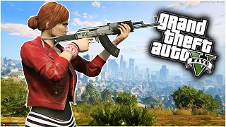 GTA 5 Mods (PC) #6 - The Perfect Graphical Setup? New Heists and Missions!
