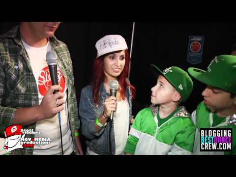 ICONic Boyz Week 6 Interview by BloggingBestDanceCrew
