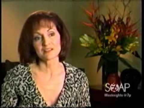 Robin Strasser on Soap Net's Soapography, Part 1