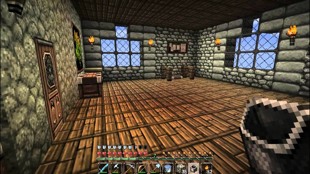 how to make a brewing stand in minecraft pc