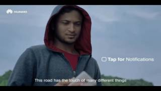 Huawei GR5 & GR5 Mini TVC With Shakib Al Hasan
