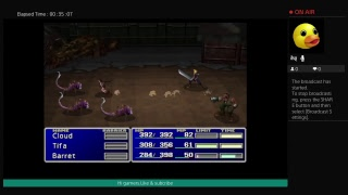 Retro Tuesday final fantasy 7 Part .------------ i lost count