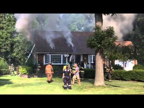 Wading River Structure Fire