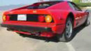Classic Cars, featuring a Dino Ferrari, Mustang, Pontiac GTO
