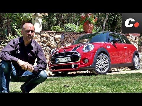 MINI Cooper S - Prueba coches.net / Análisis / Test / Review en español