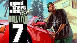 Let's Play GTA V Online (GTA 5) - EP07 - Capture!