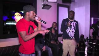 Link Up TV: Marvell, Stylo G & Sneakbo Live at Hussains House