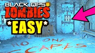 (BO4) Blood of the Dead Power Tutorial - How to Turn On Power in Black Ops 4 Zombies