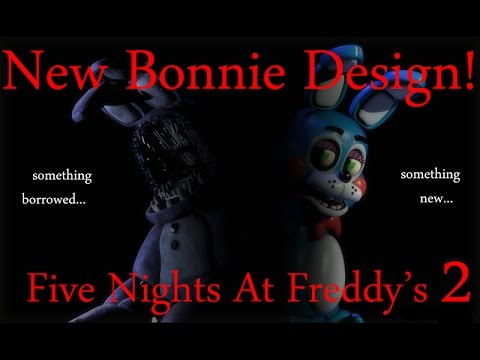 Five Nights At Freddys 2? (New Characters!) - Magazine cover