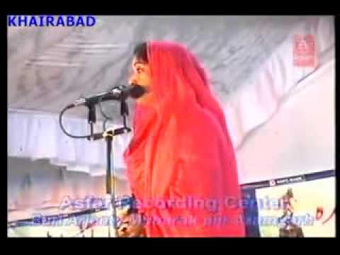 Rukhsar Balrampuri In All India Mushaira Khairabad Posted By...