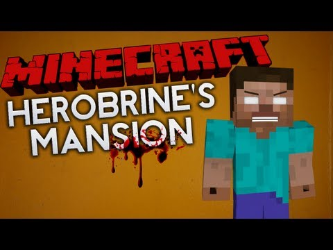 Minecraft: Herobrine's Mansion - THE SKELETON KING! (Part 1)