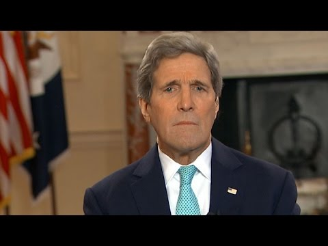 ISIS Threats: Sec. John Kerry on the Terror Group