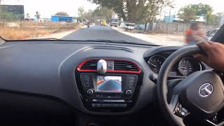 How to Use Reverse Camera while Driving Ahead on Tigor JTP