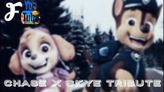 """Paw Patrol Chase x Skye Tribute   """"Beautiful"""" by Bazzi feat. Camila Cabello"""