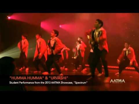 AATMA Performing Arts Student Performance - Humma Humma & Urvashi...