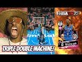 Pink Diamond Russell Westbrook Gameplay! NBA 2K17 Triple Double Challenge! mp3 indir